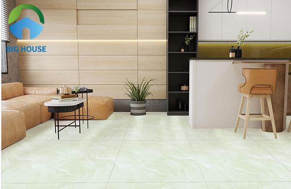 Gạch ceramic Ý Mỹ sở hữu mẫu mã đa dạng, thiết kế bắt mắt, thẩm mỹ cao
