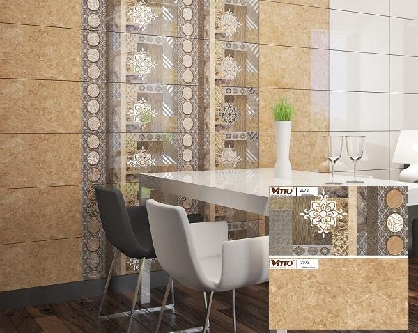 Gạch ốp tường phòng ăn: TOP mẫu gạch đẹp kèm cách chọn phù hợp