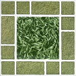gạch giả cỏ 4