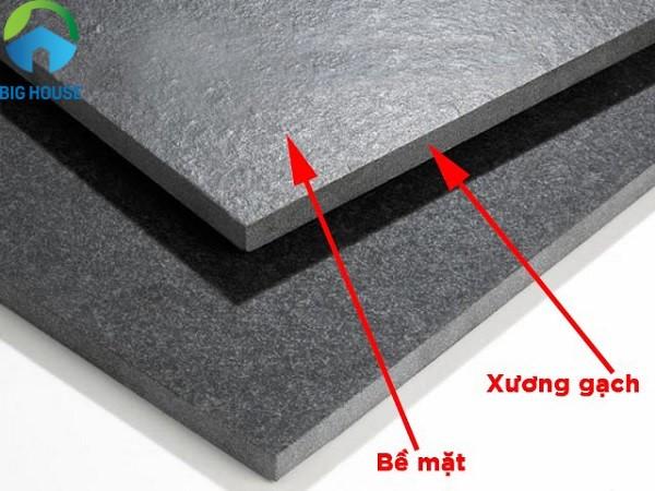 Gạch lát nền chống xước Granite đồng chất