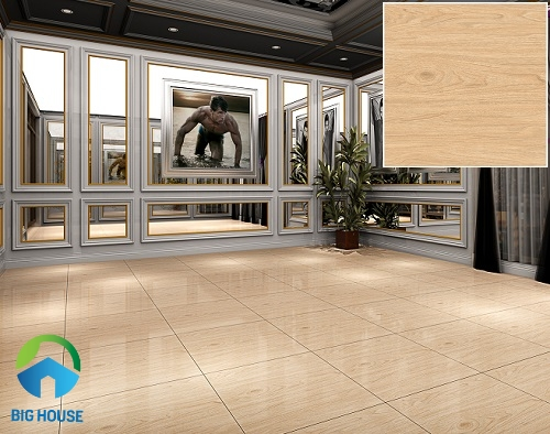 gạch giả gỗ ý mỹ 8