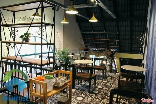 gạch lát quán cà phê 2