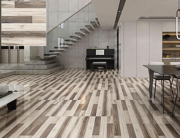 TOP mẫu gạch lát nền vân gỗ 60x60 ĐẸP
