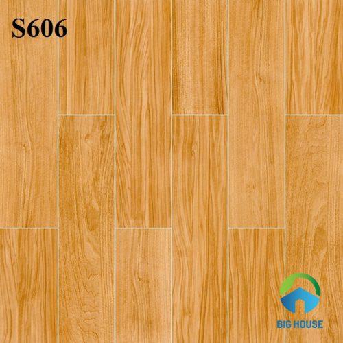 Gạch vân gỗ Ý Mỹ mã S606