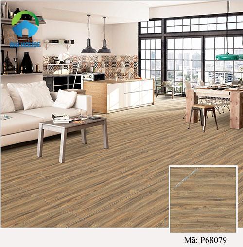 gạch lát nền vân gỗ 60x60 13