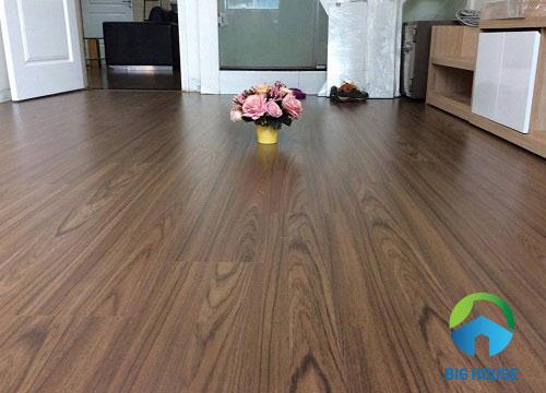 Gạch lát nền vân gỗ 60x60 cho phòng khách