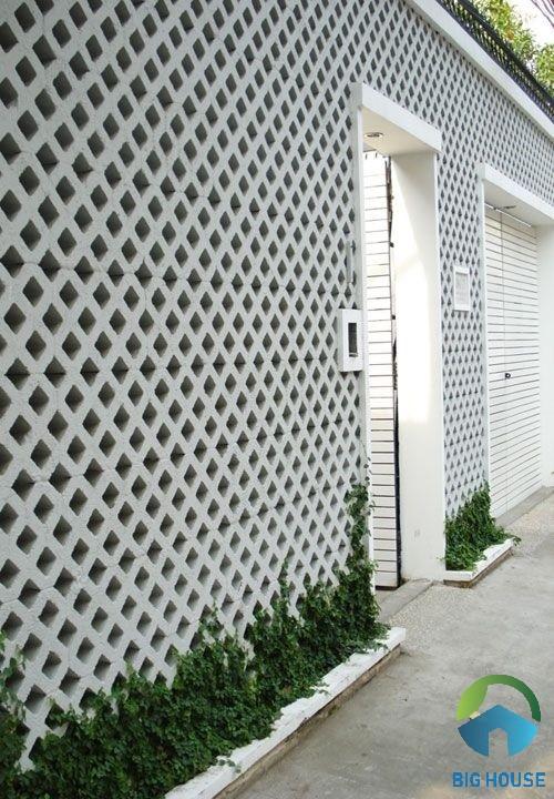 gạch ốp hàng rào 2