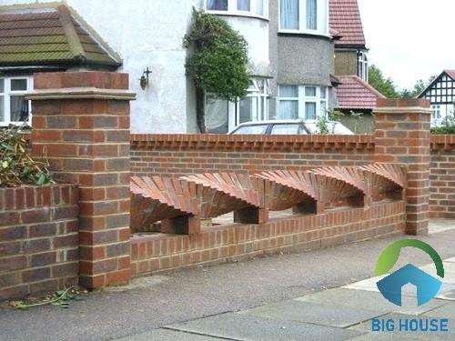 gạch ốp hàng rào 3