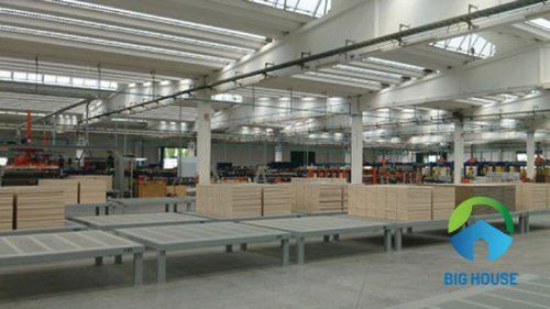 Quy trình công nghệ sản xuất gạch ốp lát ceramic Ý Mỹ