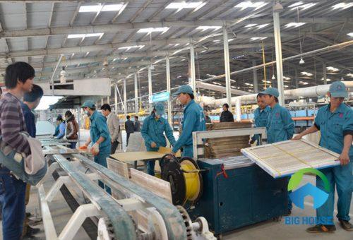 Quy trình công nghệ sản xuất gạcht ceramic