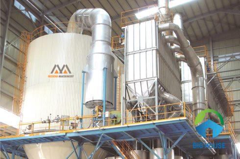 quy trình sản xuất gạch ceramic