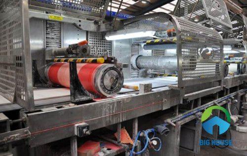 Quy trình công nghệ sản xuất gạch ceramic Ý Mỹ