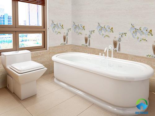 gạch ốp tường nhà tắm 7