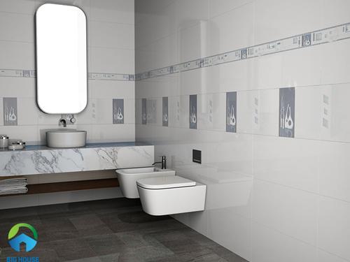 gạch ốp tường nhà tắm 9