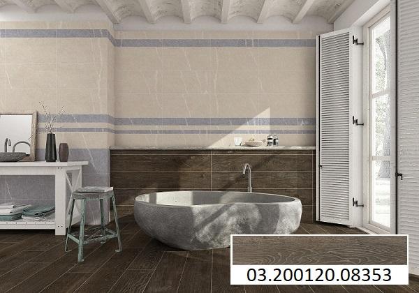 gạch giả gỗ prime ốp tường