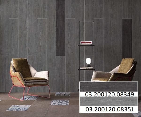 gạch ốp tường giả gỗ prime