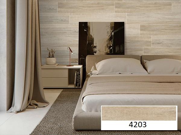 gạch ốp tường giả gỗ vitto