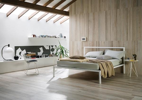 Gạch ốp tường giả gỗ – Xu hướng sử dụng HOT nhất 2021