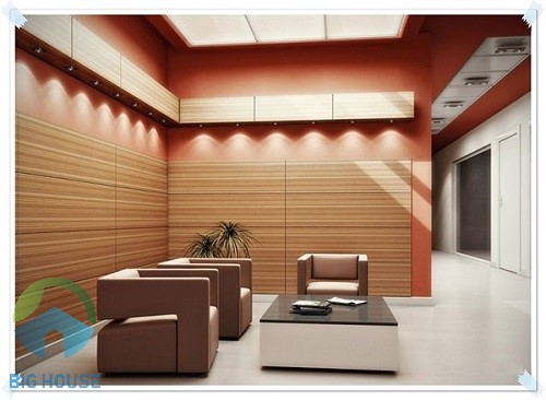 mẫu gạch ốp tường giả gỗ 1