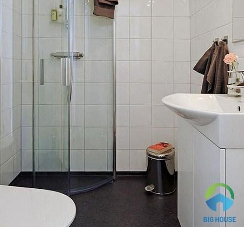 thiết kế nhà vệ sinh nhỏ