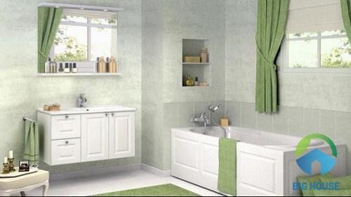 thiết kế nhà vệ sinh nhỏ gọn