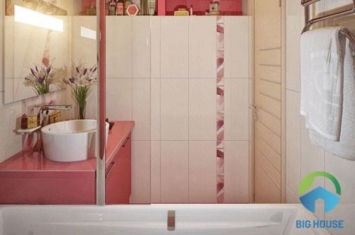 cách thiết kế nhà vệ sinh nhỏ đẹp
