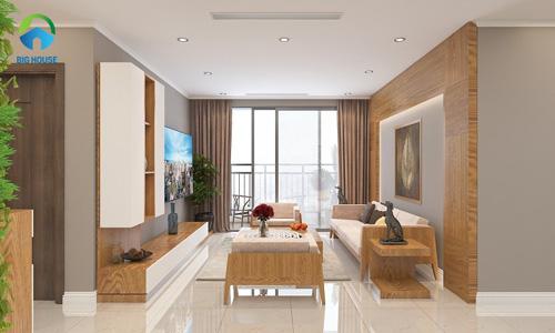 thiết kế phòng khách nhỏ 10m2 12