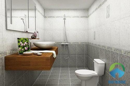 những thiết kế phòng tắm nhỏ đẹp