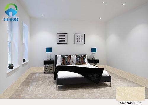gạch ốp tường phòng ngủ 5