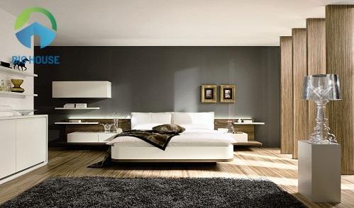 gạch ốp tường phòng ngủ 2