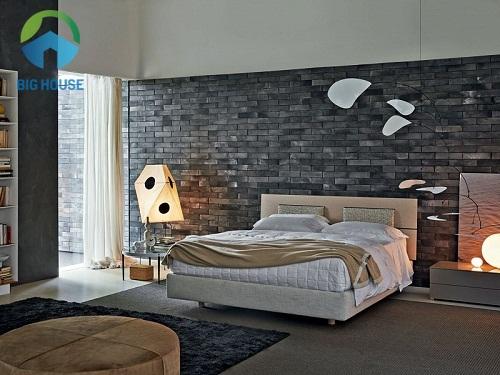 gạch ốp tường phòng ngủ 3
