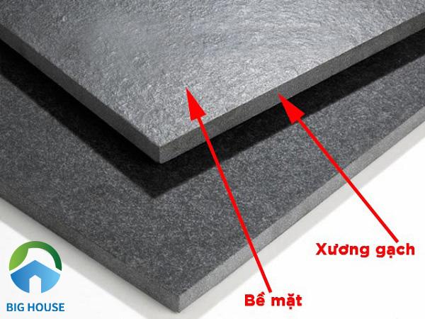 Dòng gạch Granite có khả năng chịu lực tốt nhất hiện nay