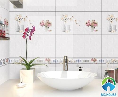 gạch ốp nhà vệ sinh ý mỹ S36025