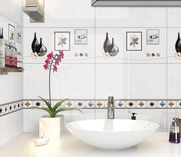 15 Mẫu gạch ốp nhà vệ sinh Ý Mỹ ĐẸP và HOT nhất hiện nay