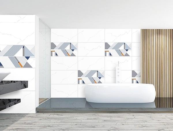 gạch ốp tường nhà tắm ý mỹ 40x80 s48002