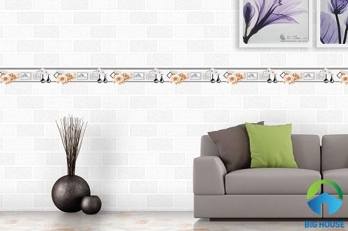 gạch ốp tường phòng khách ý mỹ 5