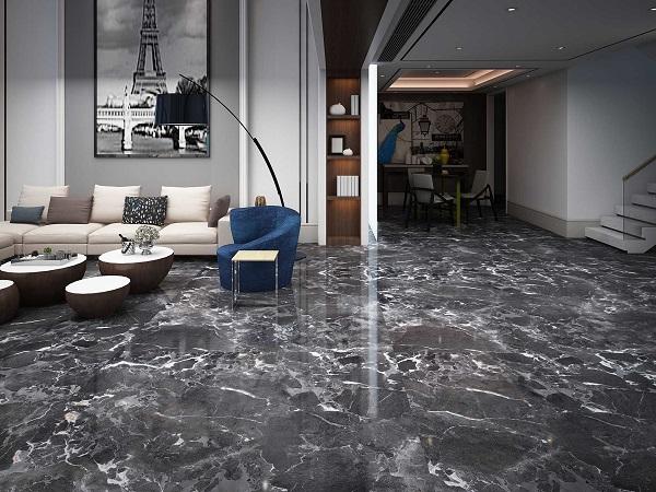 lưu ý khi chọn gạch lát sàn phòng khách