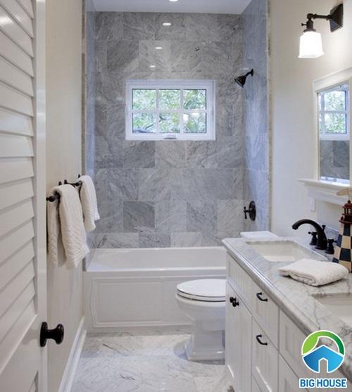 thiết kế phòng tắm nhỏ 1m2