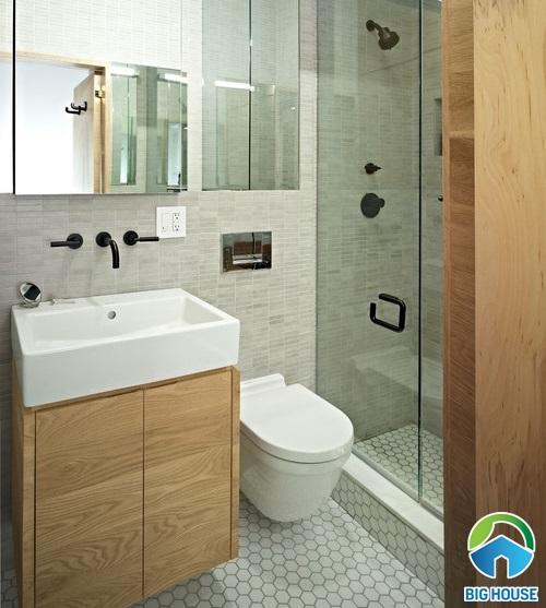 mẫu nhà vệ sinh 2m2