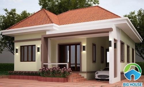 Gạch lát nền nhà cấp 4: Cách chọn và TOP mẫu gạch đẹp cho từng phòng