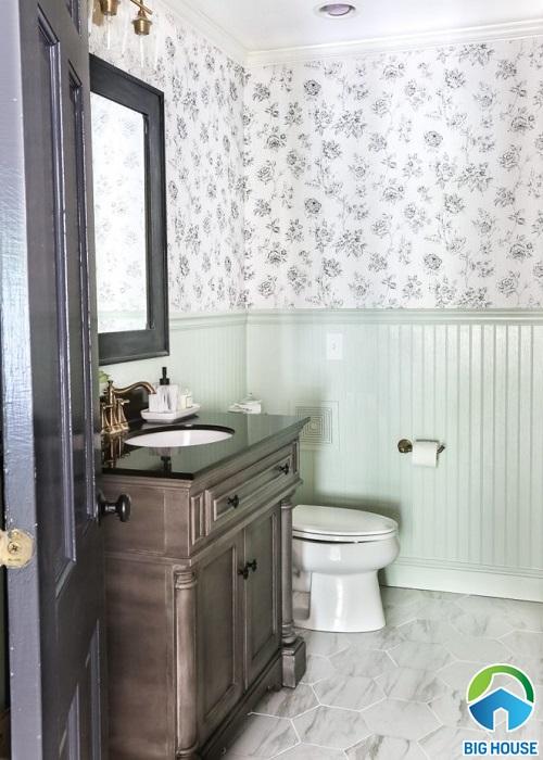 nhà vệ sinh nhỏ đẹp