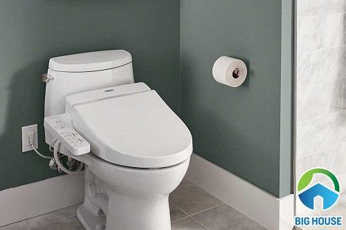 6 Tính năng độc đáo trong nhà vệ sinh thông minh gây sửng sốt