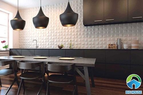 mẫu gạch ốp bếp 3D