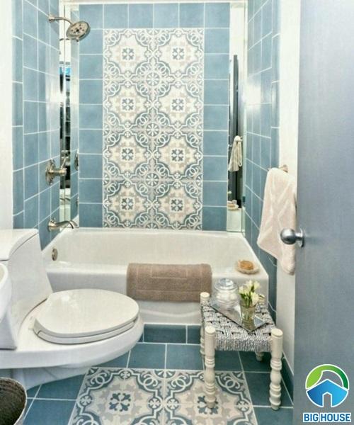 gạch ốp lát nhà vệ sinh đẹp