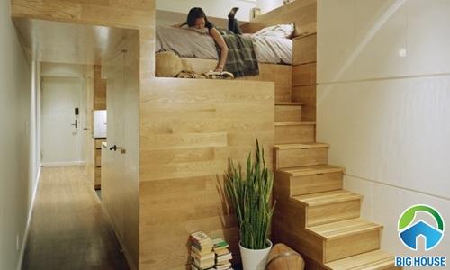 cách làm nhà có gác lửng