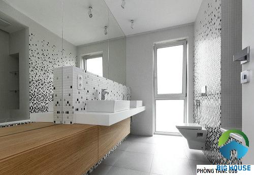 mẫu gạch trang trí nhà tắm 3