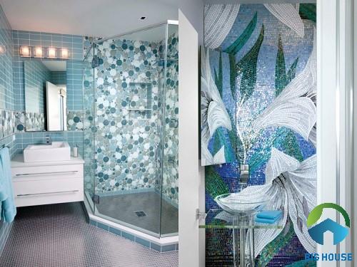 mẫu gạch trang trí nhà tắm 4