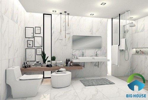 mẫu gạch trang trí nhà tắm 7