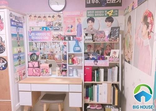 Phát cuồng với TOP phòng ngủ của fan BTS khiến mọi ARMY thổn thức