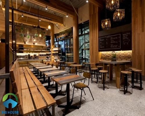 gạch lát quán cafe 3